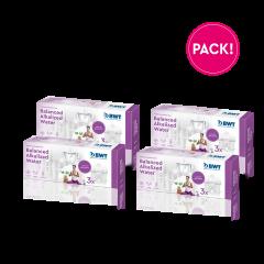 Jaarpack Balanced Alkalized  Water filterelementen