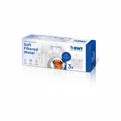 Soft filtered water 3 pack